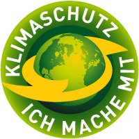 Klimaschutz. ich mache mit!