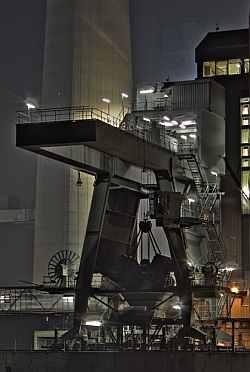 Kohlekraftwerk (c) Sascha Sambale