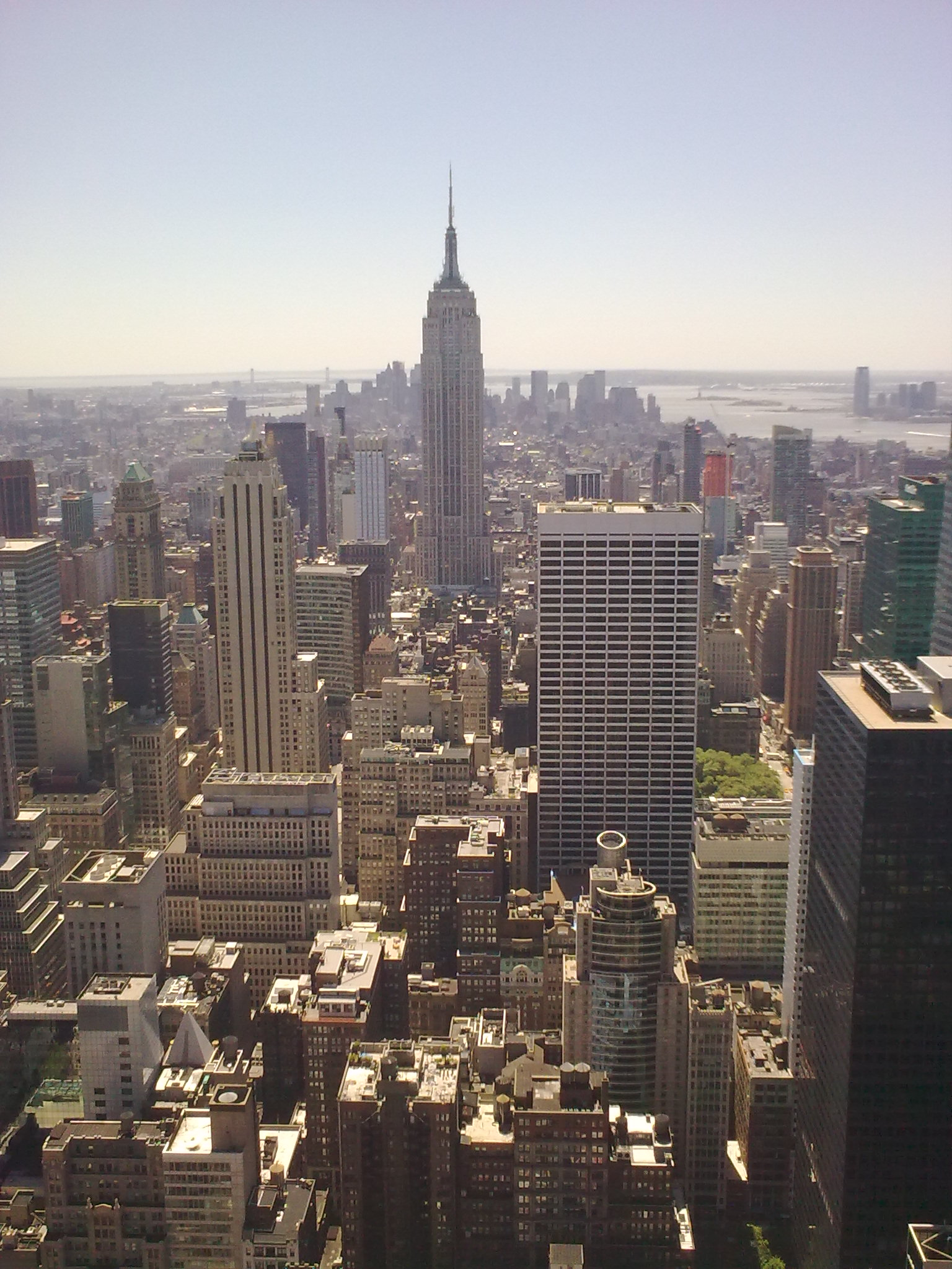 New York klagt für's Klima