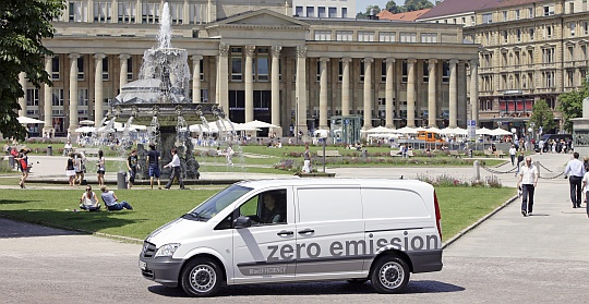 Mercedes-Benz Vito eCell
