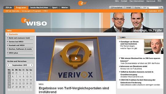 ZDF_Wiso_Vergleichs-Portale_540