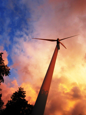 Jobmaschine Windenergie