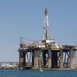 Sprudelnde Ölquellen