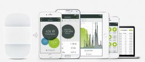 Smappe Ennergiebuddy - App und Auswertungen