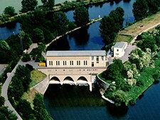 Wasserkraftwerk Schwabenheim