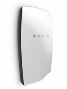 Tesla Powerwall © teslamotors