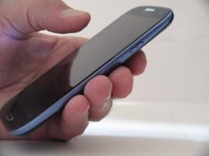 Smartphone Handy App
