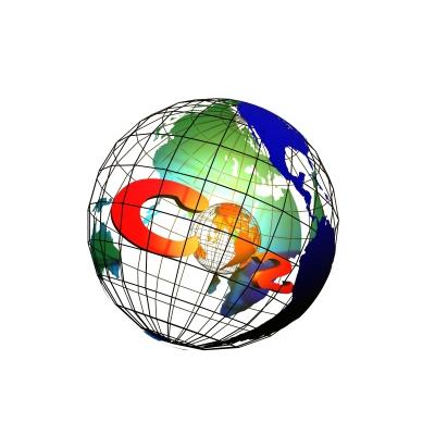 Erde Welt CO2