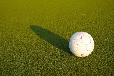 Fußball Fußballplatz Rasen