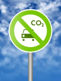 Auto Elektroauto CO2