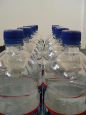 Flaschen Plastik Pfand