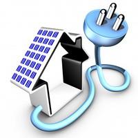 Stromspeicher Batteriespeicher Solaranlage Photovoltaikanlage