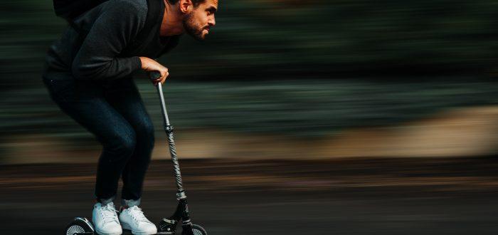 E-Scooter: Verkehrschaos, wir kommen