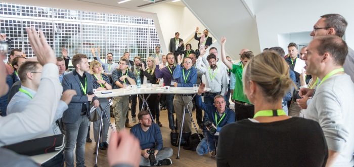 "Barcamp Renewables 2019: ""Our Climate, Our Future"""