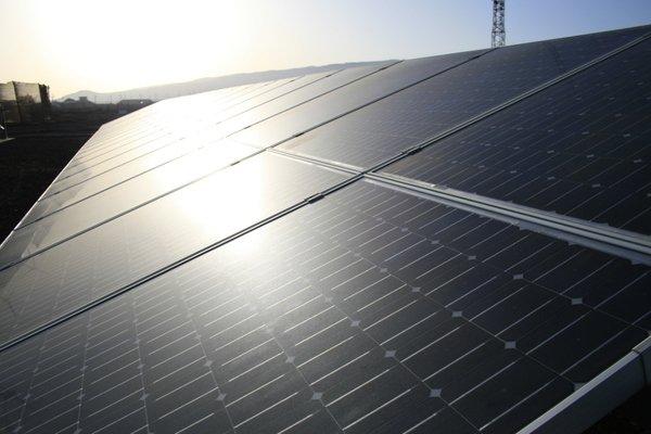Solarstrom Speicher