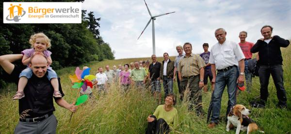 Energiebürger der Bürgerwerke eG